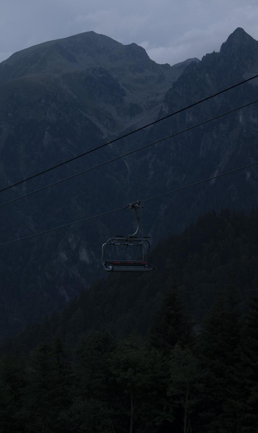 Valentine Chauvin — Photographie [ Grenoble ] | En montagne